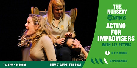 Online Acting for Improvisers Course tickets
