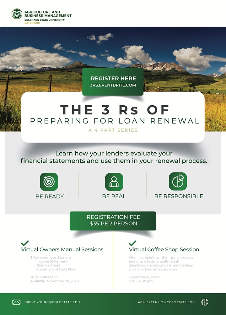 The 3R's of Loan Renewal image