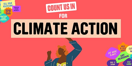 It's Time for Change: Youth Climate Action Hack tickets