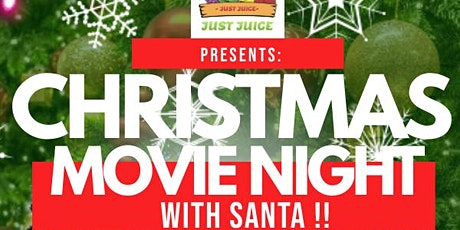 Christmas Movie Night With Santa tickets