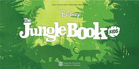 "Discovery Theatre Presents ""The Jungle Book KIDS"" (Saturday) tickets"