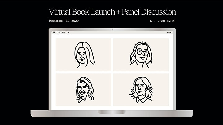 Black Cube's Virtual Book Launch + Panel Discussion image