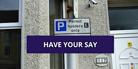 Have your say: South West Twickenham Controlled Parking Zone Design tickets