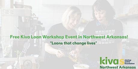 FREE West Fork Kiva Loan Workshop tickets