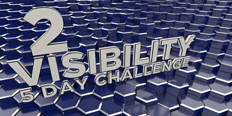 Visibility 5 Day Challenge - Level 2 tickets