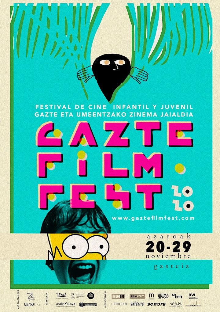 Imagen de Programa de Cortometrajes Juvenil II [GazteFilm Fest]