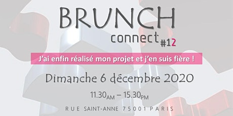 BRUNCH CONNECT #12 billets