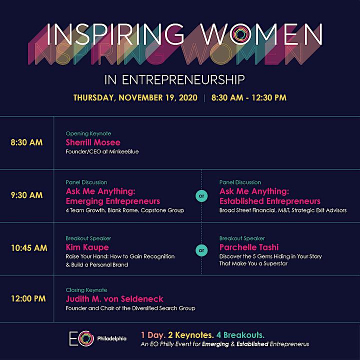 EO Philadelphia Hosts: Women's Entrepreneurship Day image