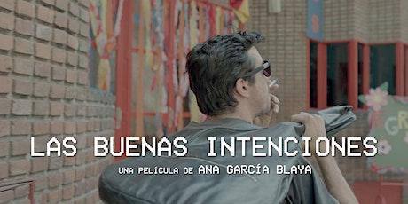 Las buenas intenciones [GazteFilm Fest] entradas