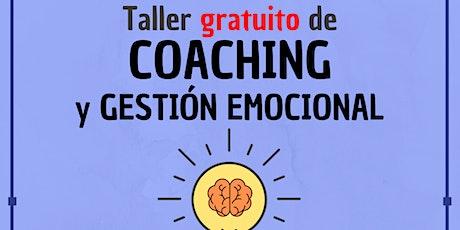 Taller de Coaching y Gestión Emocional entradas