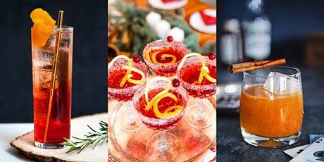 Christmas Cocktail Masterclass in aid of The Pied Piper Appeal tickets