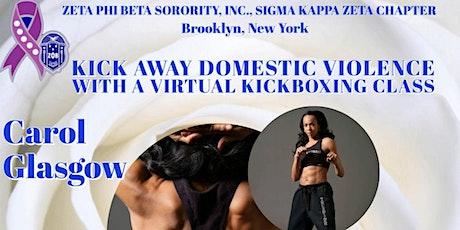 Kickboxing Class Hosted by Sigma Kappa Zeta Chapter tickets