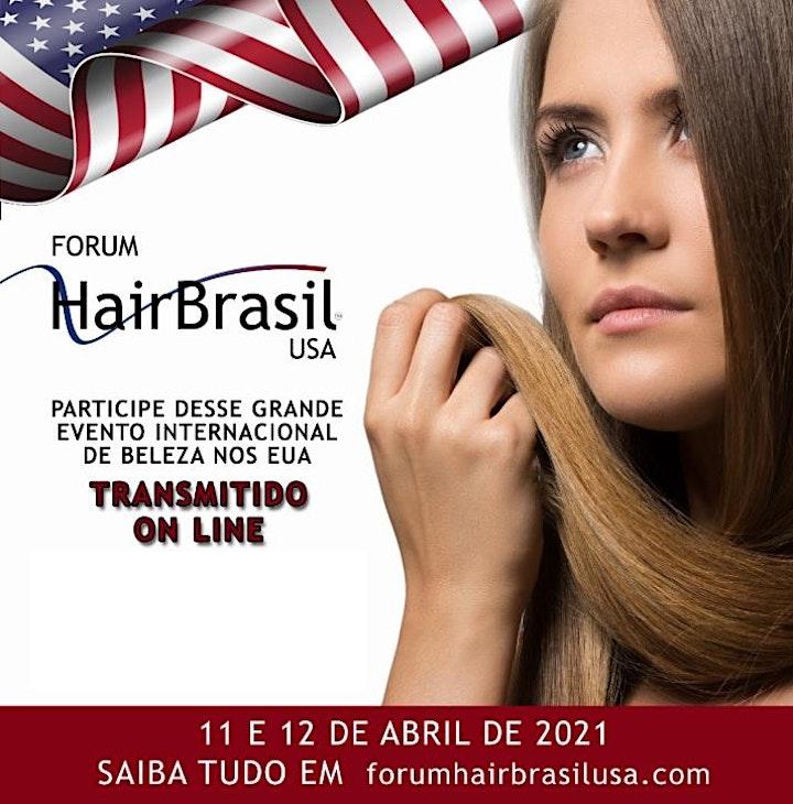 Imagem do evento FORUM HAIR BRASIL USA - ONLINE
