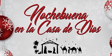 Nochebuena en la Casa de Dios tickets
