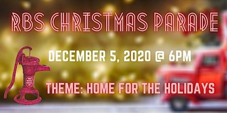 RBS Nighttime Christmas Parade tickets
