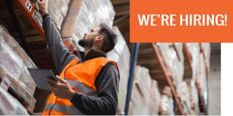 Warehouse Operative Course with Guaranteed Interview at AO Distribution ST3 tickets