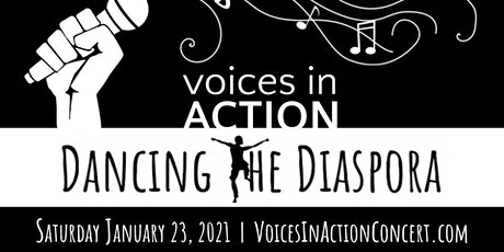 Voices in Action | Dancing the Diaspora tickets