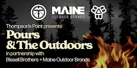 Pours and the Outdoors tickets