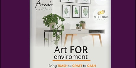 ART FOR ENVIRONMENT tickets