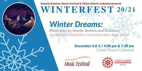 "VSMF WinterFest 20/21: ""Winter Dreams"" Concert 1 (4PM Showing) tickets"