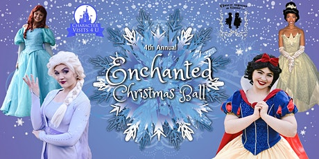 4th Annual Enchanted Christmas Ball tickets
