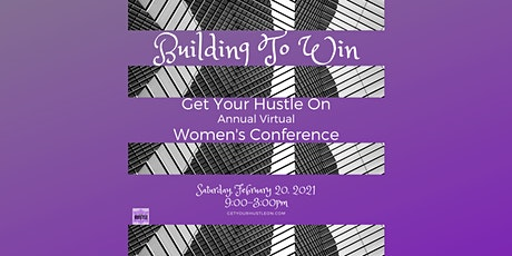 Get Your Hustle On Virtual Women's Conference tickets
