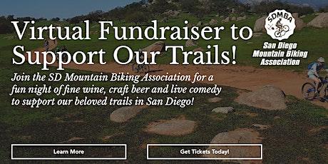 Virtual Fundraiser for San Diego Mountain Biking Association tickets