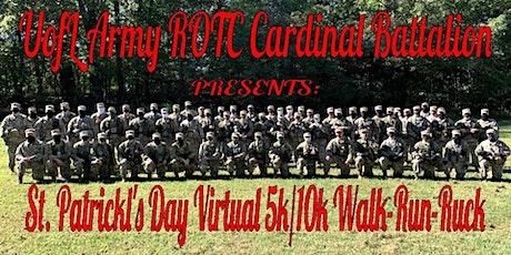 UofL Army ROTC Cardinal Battalion 5K/10K Walk-Run-Ruck tickets