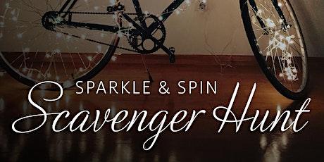 Sparkle & Spin Scavenger Hunt tickets
