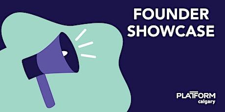 Founder Showcase tickets