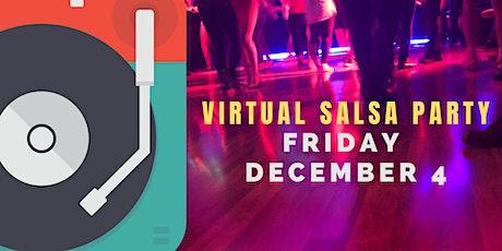 Salseros Virtual Salsa  Party tickets