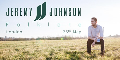 Jeremy Johnson | Folklore tickets