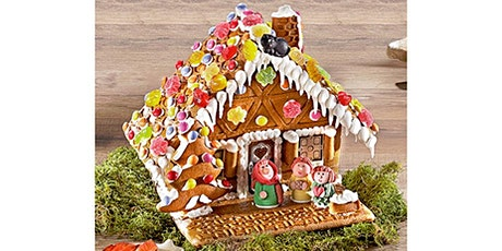 Gingerbread House Decorating Contest with Christmas Market tickets