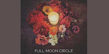 November FULL Moon Circle tickets