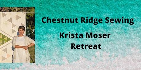 Chestnut Ridge Krista Moser Retreat tickets