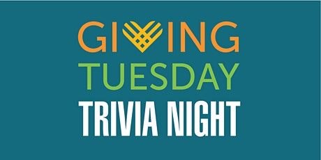 Giving Tuesday Trivia Night tickets