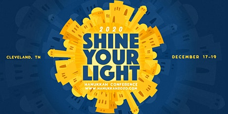 "2020 ""Shine Your Light"" Hanukkah Conference tickets"