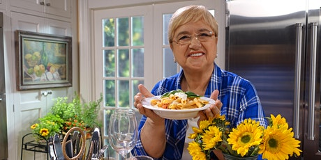 A  LIVE Virtual Conversation with Chef  Lidia Bastianich tickets