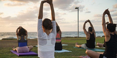 FREE Bayfront Yoga: THURSDAYS tickets