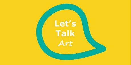 Let's Talk Art tickets