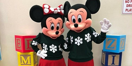 Christmas Pajama Party with Mickey & Minnie Mouse tickets