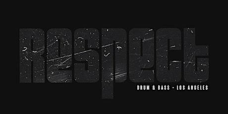 Respect:  Dinner & Bass