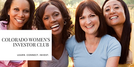 Colorado Women's Investor Club tickets