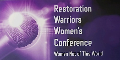 Restoration Warriors Women's Conference tickets