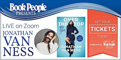 BookPeople Presents: Jonathan Van Ness, Live on Zoom! tickets