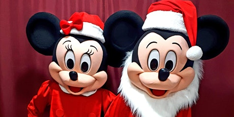 Cookies & Milk with Santa Mickey & Minnie Mouse tickets