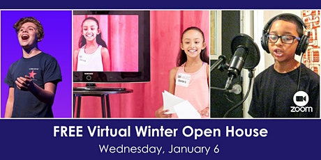 FREE Virtual Winter Open House tickets