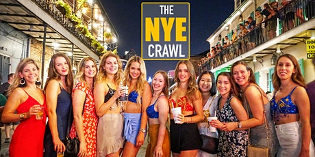 The NEW YEARS EVE Crawl - New Orleans, LA tickets