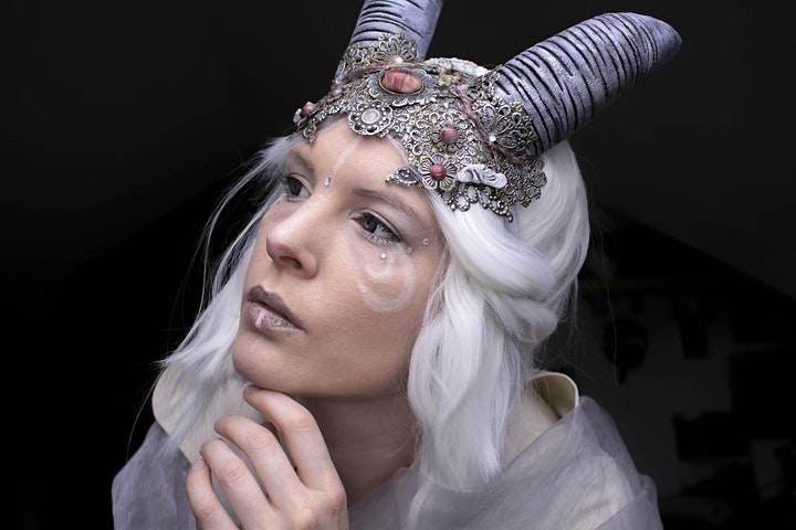 Worbla Hörner und Headpiece basteln mit Monono: Bild