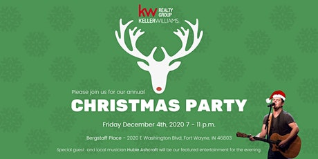 KW Christmas Party! tickets